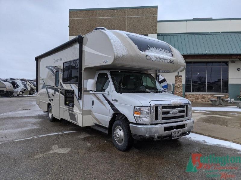 2020 Thor Motor Coach Quantum LH26 - Sturtevant, WI - 13760  - Burlington RV Superstore