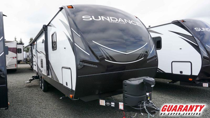 2019 Heartland Sundance Ultra-lite 278BH - Guaranty RV Trailer and Van Center - T40388