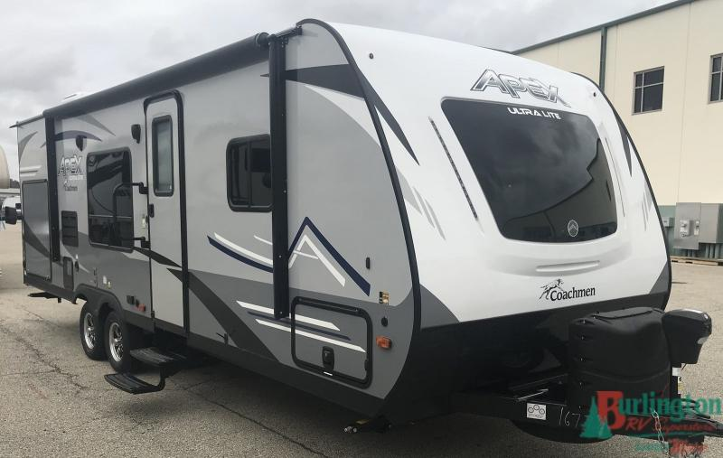 2019 Coachmen Apex Ultra Lite 251RBK - BRV - 13329  - Burlington RV Superstore