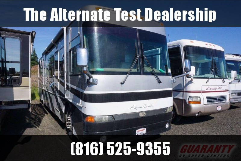 2005 Western Alpine 36MDDS - Pre-Auction Specials - WPT3792A