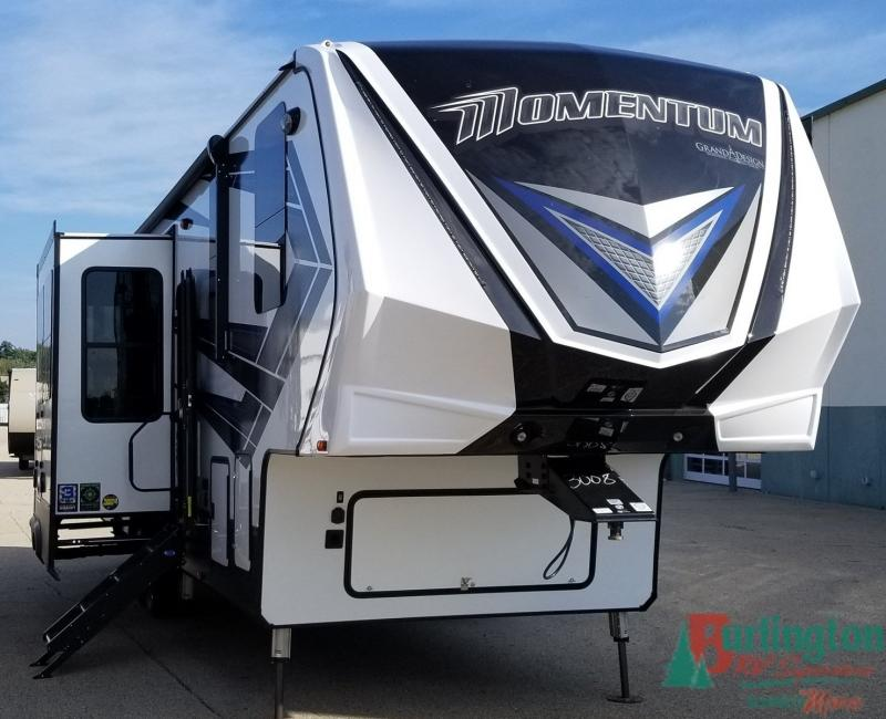 2019 Grand Design Momentum 351M - BRV - 13301  - Burlington RV Superstore