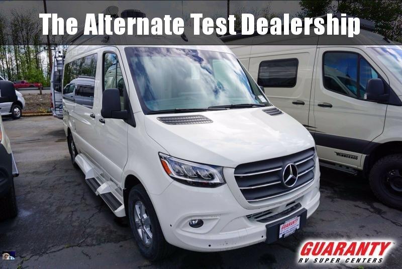 2020 Pleasure-way Ascent TS - Guaranty RV Trailer and Van Center - T41453