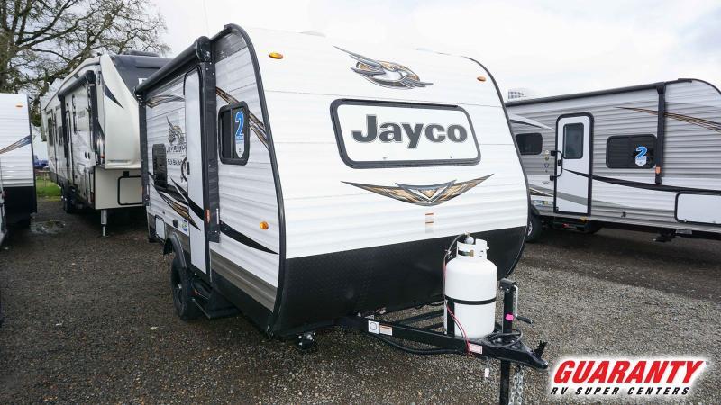 2019 Jayco Jay Flight Slx 7 154BH - Guaranty RV Trailer and Van Center - T40108