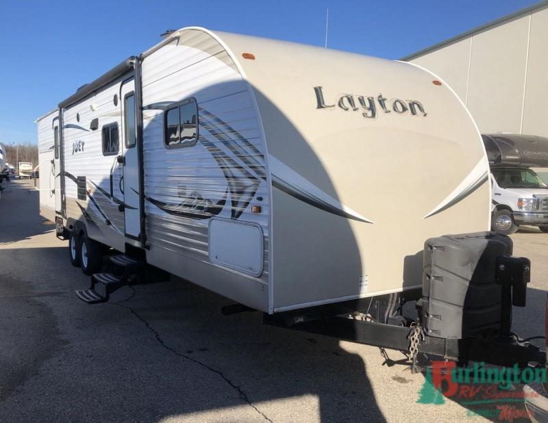 2014 Skyline Layton Joey Select 311BH - BRV - 12885A  - Burlington RV Superstore
