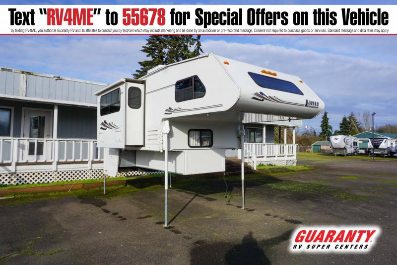 2004 Lance Truck Camper 1121 - Pre-Auction Specials - WPT4008