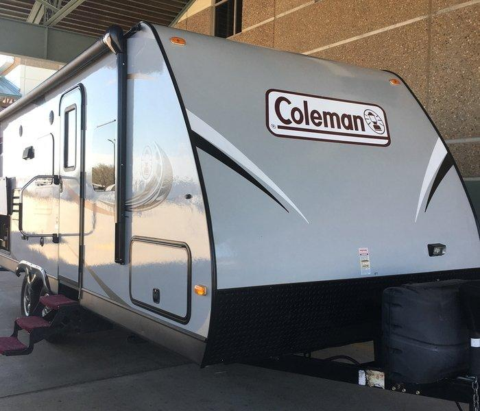 2014 Coleman Explorer 194QB - 12533A  - Burlington RV Superstore