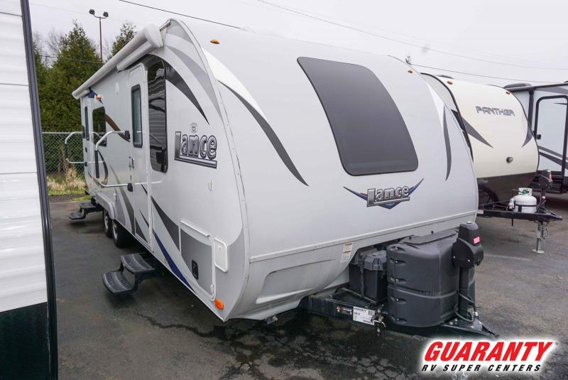2017 Lance 2285 - Guaranty RV Trailer and Van Center - PM40001B