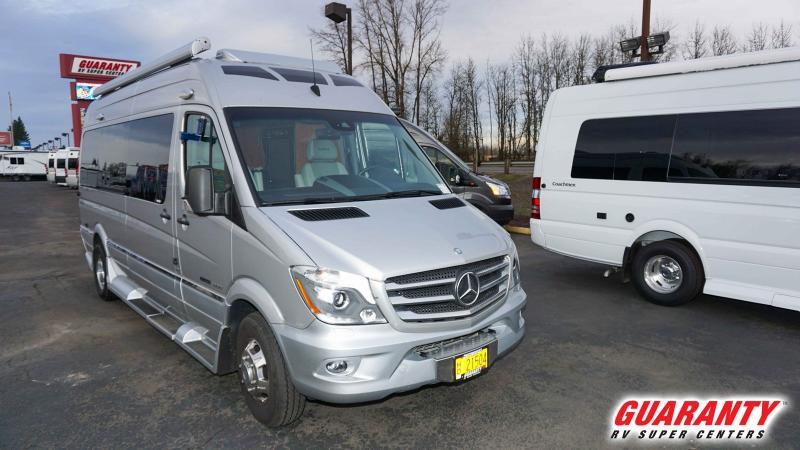 2015 Roadtrek Cs ADVENTUROUS - Guaranty RV Trailer and Van Center - PT3701