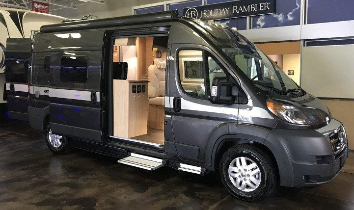 2019 Hymer Aktiv AKTIV - 13334  - Burlington RV Superstore