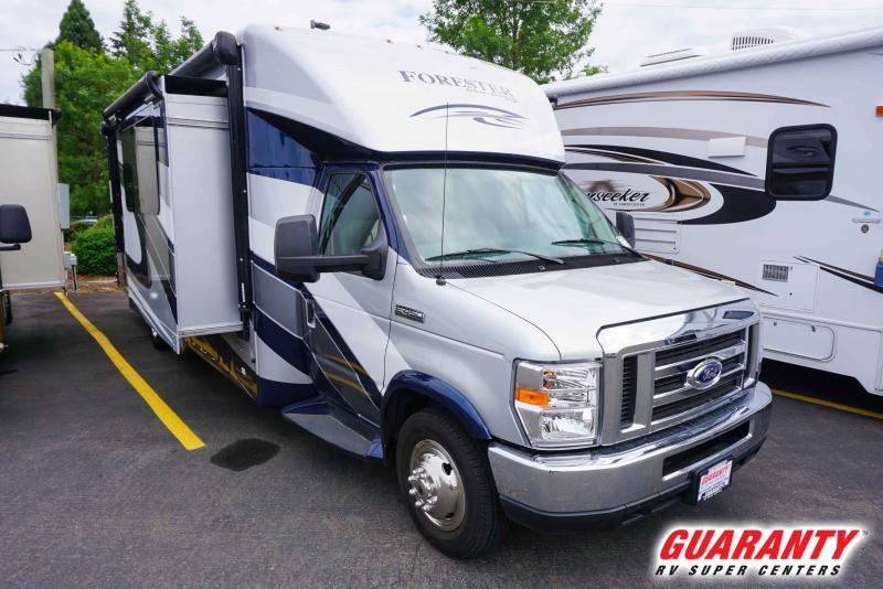 2018 Forest River Forester 2801QS GTS - Guaranty RV Motorized - M39850B