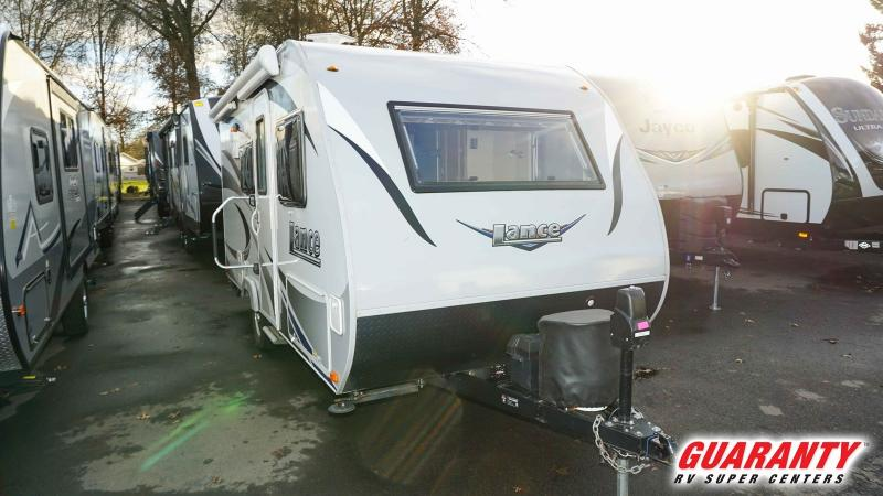 2017 Lance Travel Trailer 1575 - Guaranty RV Trailer and Van Center - T39130B
