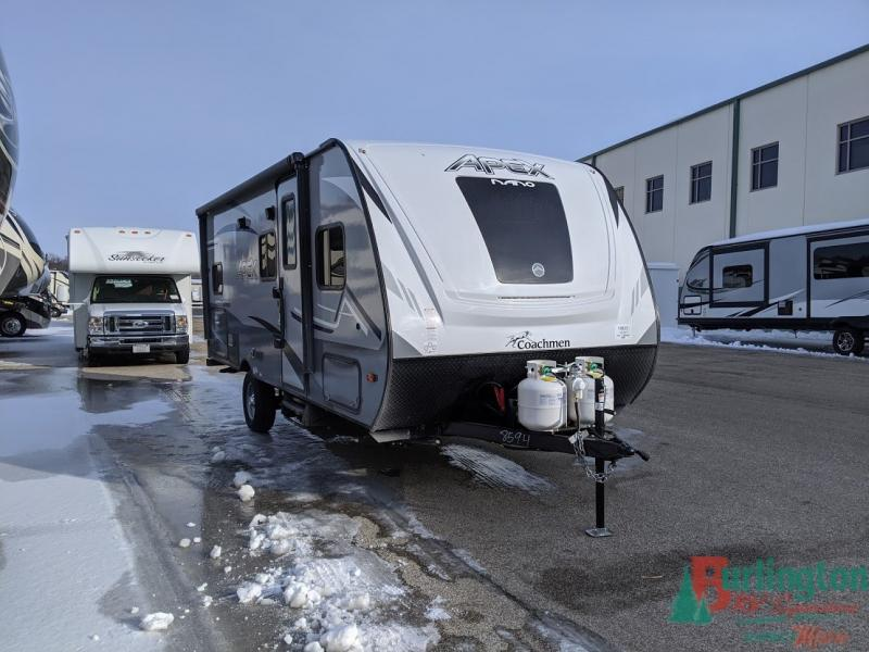 2020 Coachmen Apex Nano 194BHS - BRV - 13823  - Burlington RV Superstore