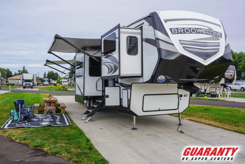 2021 Coachmen Brookstone 344FL - Guaranty RV Fifth Wheels - T41473