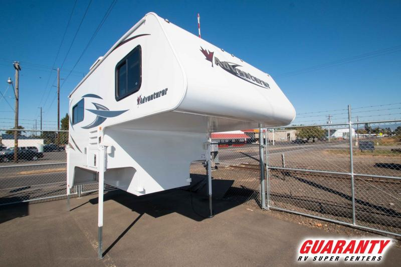 2013 Adventurer Truck Camper 86FB - Guaranty RV Fifth Wheels - T38484A