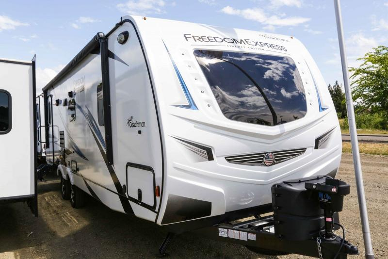 2020 Coachmen Freedom Express Liberty Edition 279RLDSLE - Guaranty RV Trailer and Van Center - T40486