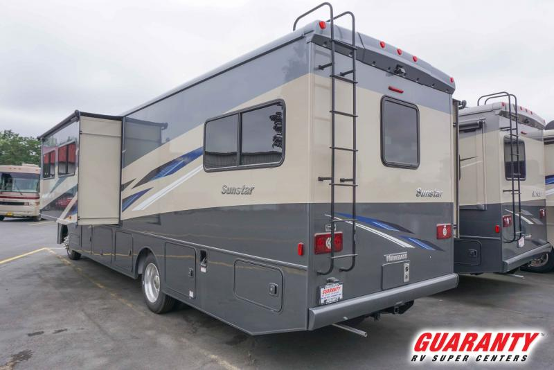 2021 Winnebago Sunstar 35U - Guaranty RV Motorized - M41161