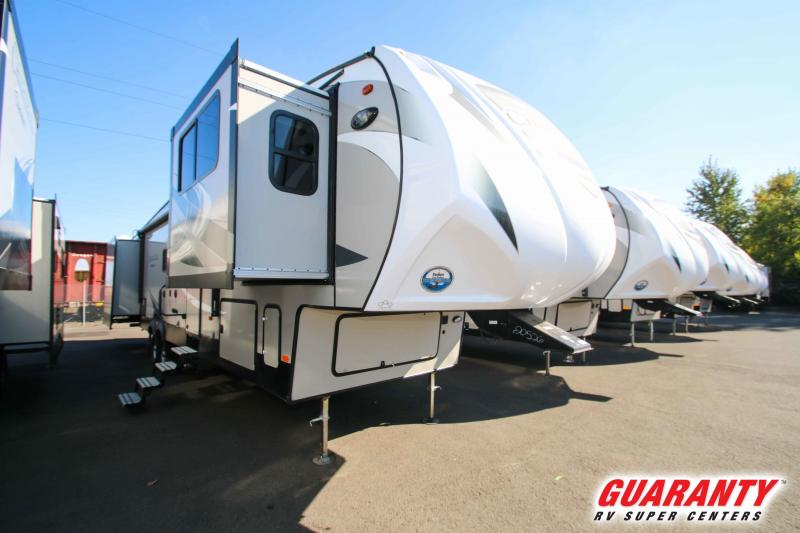 2019 Coachmen Chaparral 370FL - Guaranty RV Fifth Wheels - T39544