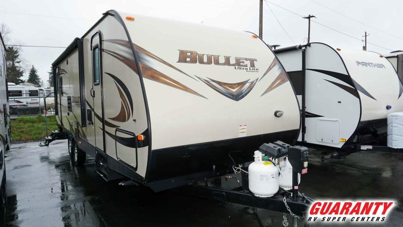 2016 Keystone Bullet 269RLS - Guaranty RV Trailer and Van Center - 1PM40304A