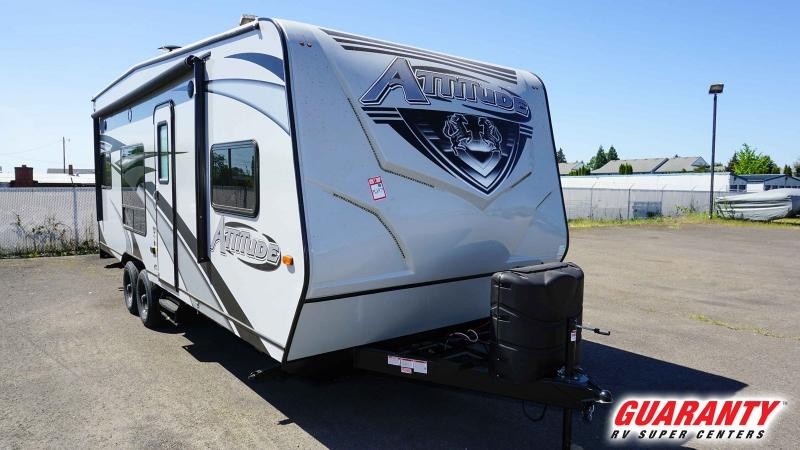 2020 Eclipse Attitude Limited 20FB-LE - Guaranty RV Fifth Wheels - T40505