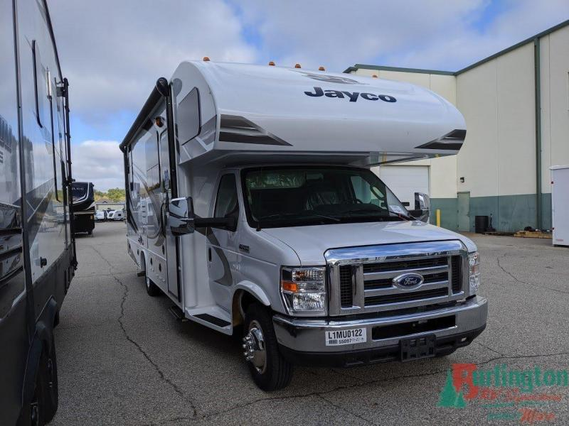 2020 Jayco Greyhawk 27U - Sturtevant, WI - 13647  - Burlington RV Superstore