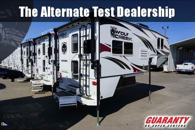 2020 Northwood Wolf Creek 850 - Guaranty RV Fifth Wheels - T40742