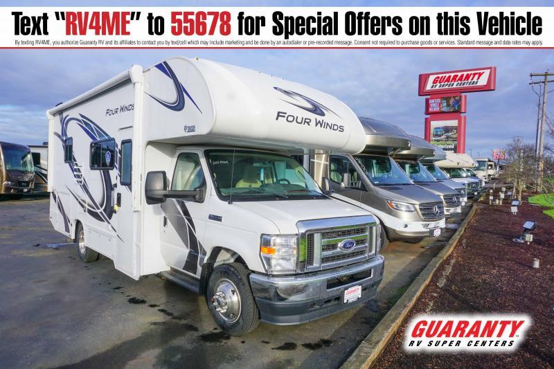 2021 Thor Motor Coach Four Winds 25M - Guaranty RV Motorized - M42634
