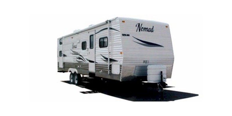 2009 Skyline Nomad 311S - BRV - 13163A  - Burlington RV Superstore