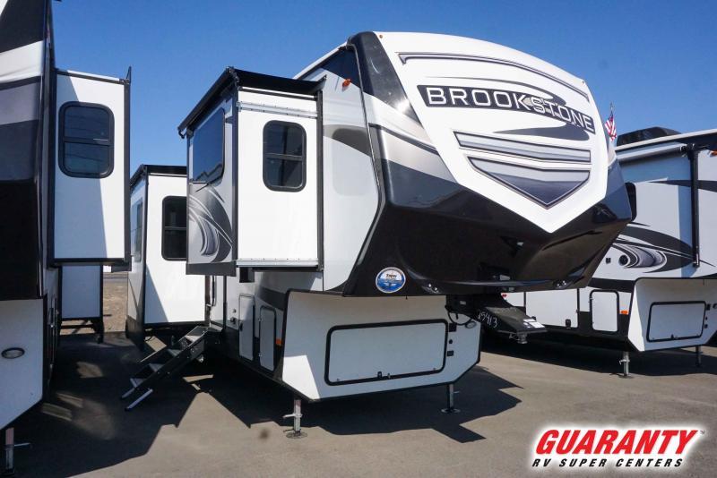 2021 Coachmen Brookstone 344FL - Guaranty RV Fifth Wheels - T41534