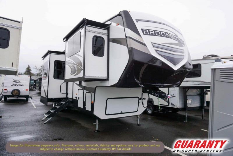 2020 Coachmen Brookstone 344FL - Guaranty RV Fifth Wheels - T41234