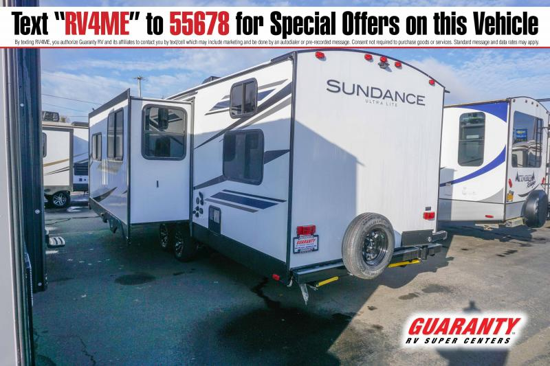 2021 Heartland Sundance Ultra-Lite 291 QB - Guaranty RV Trailer and Van Center - T42662