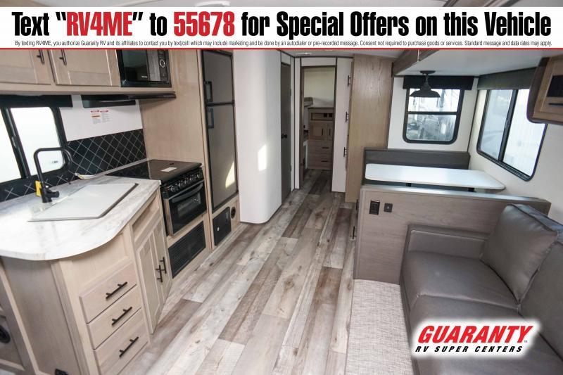 2021 Heartland Sundance Ultra-Lite 291 QB - Guaranty RV Trailer and Van Center - T42662