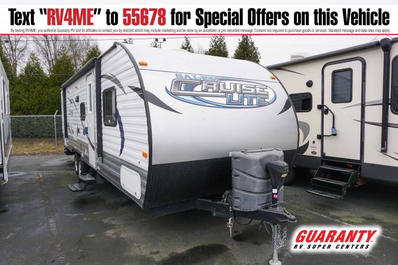 2015 Forest River Salem Cruise Lite 262BHXL - Guaranty RV Trailer and Van Center - PT4058