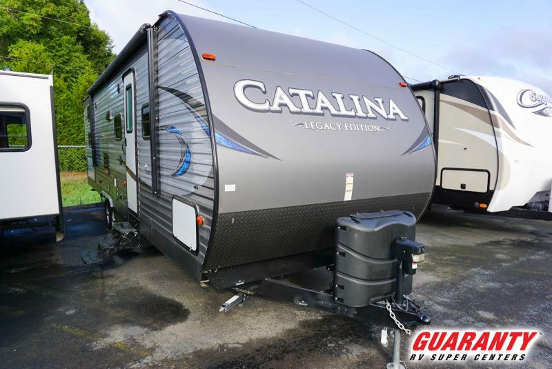 2019 Coachmen Catalina Legacy Edition 293QBCK - Guaranty RV Trailer and Van Center - T38669A