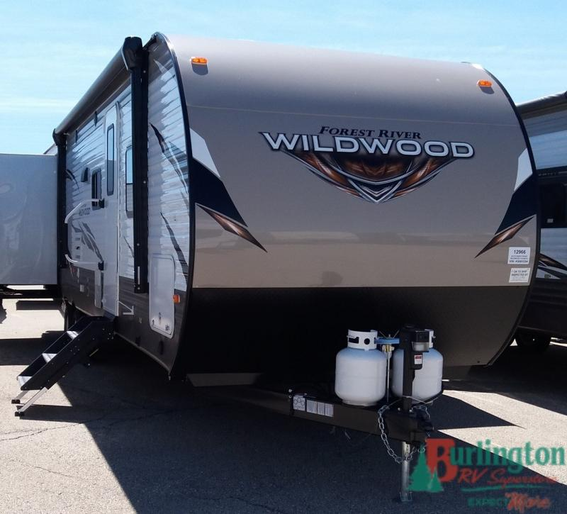 2019 Forest River Wildwood 31KQBTS - BRV - 12966  - Burlington RV Superstore