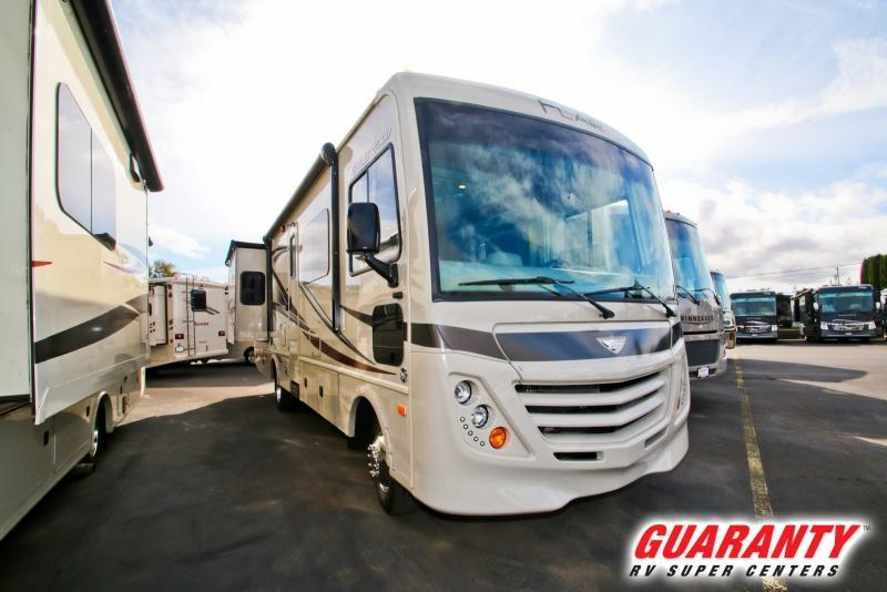 2017 Fleetwood Flair Lxe 30U - Guaranty RV Motorized - PM38942