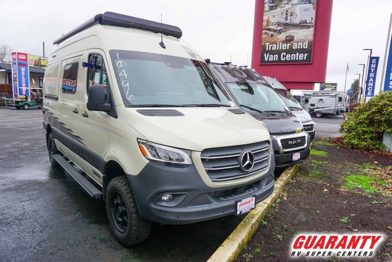 2020 Winnebago Revel 44E - Guaranty RV Trailer and Van Center - T40814