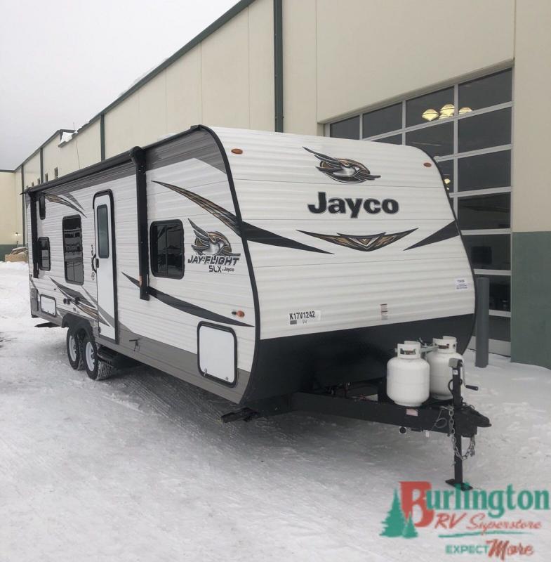 2019 Jayco Jay Flight Slx 264BH - BRV - 13429  - Burlington RV Superstore