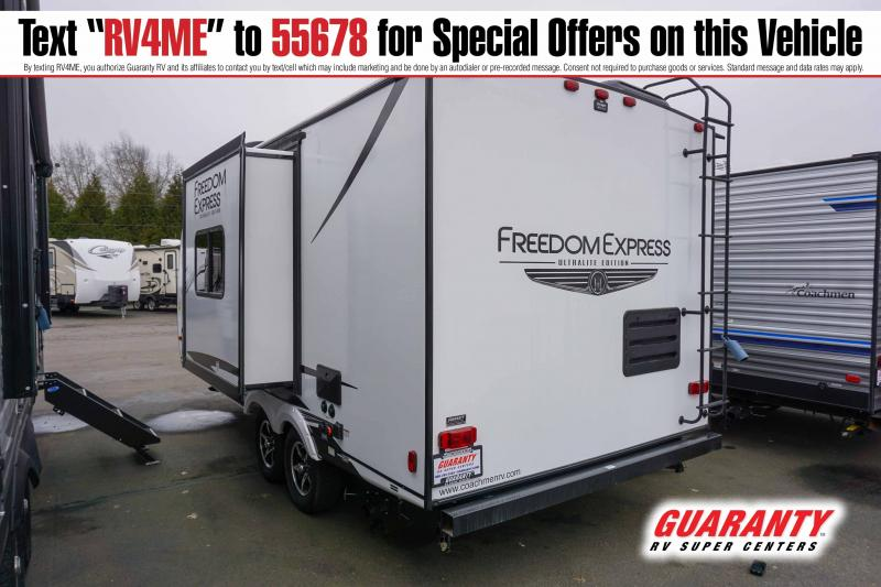 2021 Coachmen Freedom Express Ultra-Lite 192RBS - Guaranty RV Trailer and Van Center - T42173