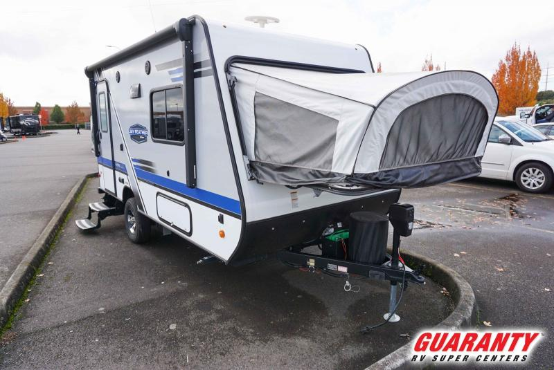 2018 Jayco Jay Feather 7 16XRB - Guaranty RV Trailer and Van Center - 1T40800A