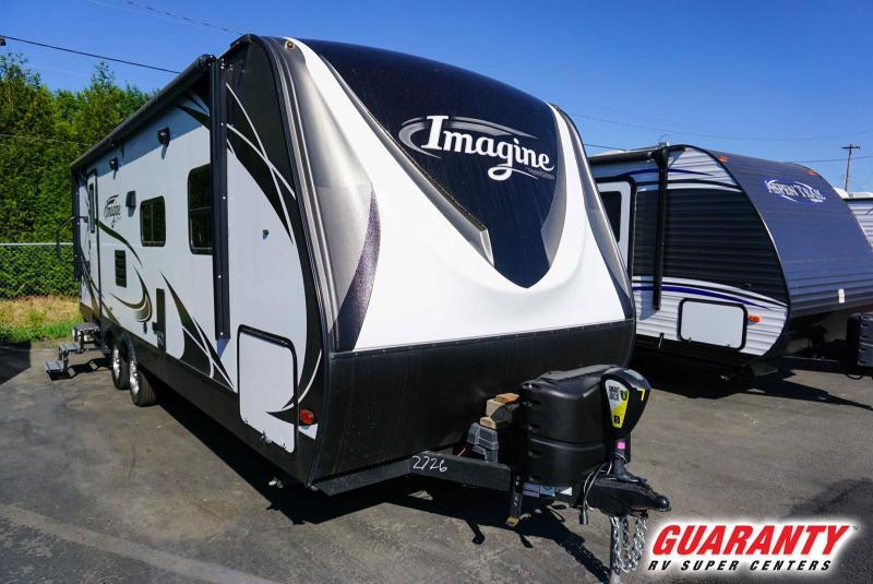 2018 Grand Design Imagine 2600RB - Guaranty RV Trailer and Van Center - T40040A