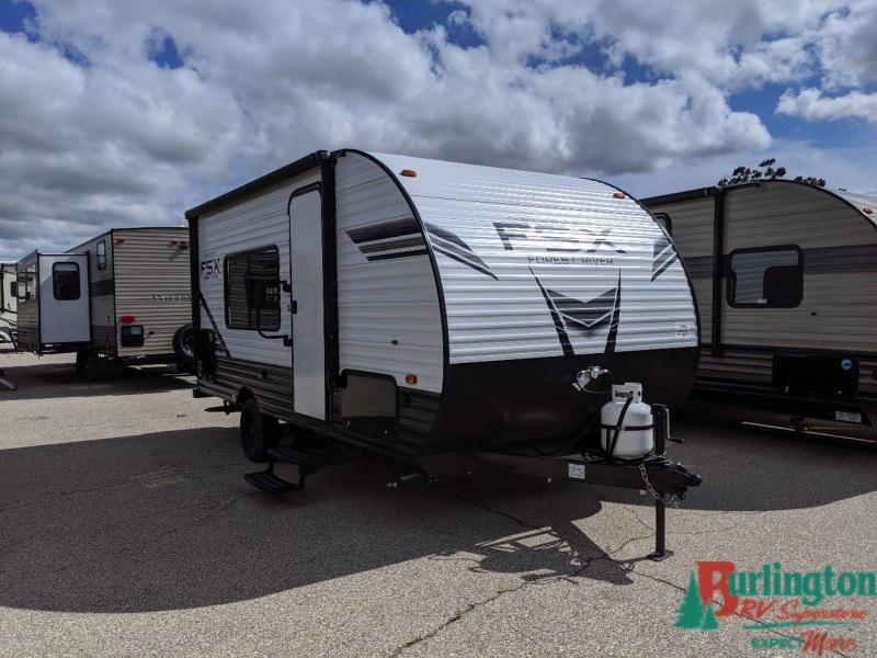 2020 Forest River Wildwood FSX Northwest 167RB - Sturtevant, WI - 13860  - Burlington RV Superstore