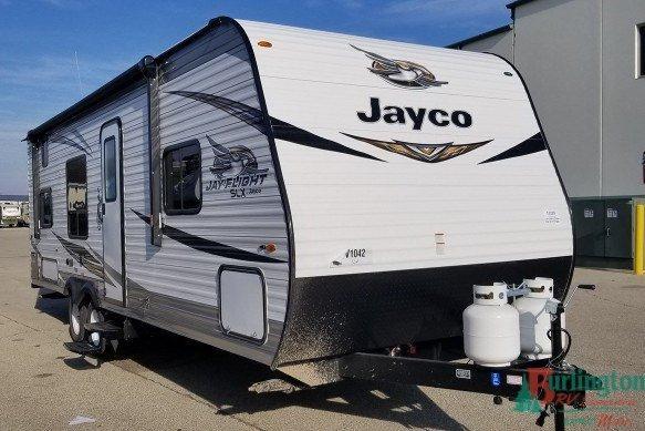 2019 Jayco Jay Flight Slx 264BH - BRV - 13220  - Burlington RV Superstore