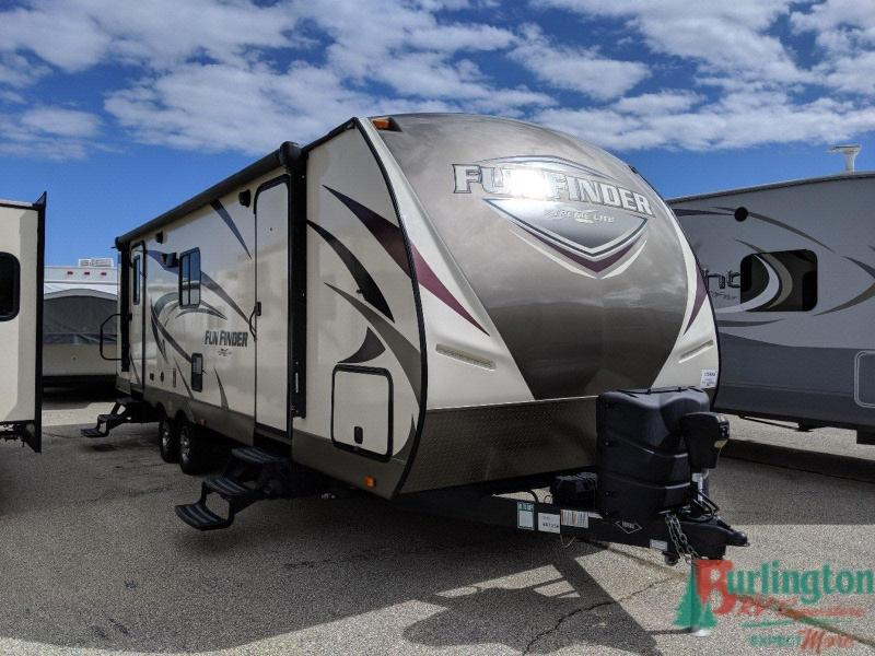 2018 Cruiser Funfinder 25RS - Sturtevant, WI - 13549A  - Burlington RV Superstore