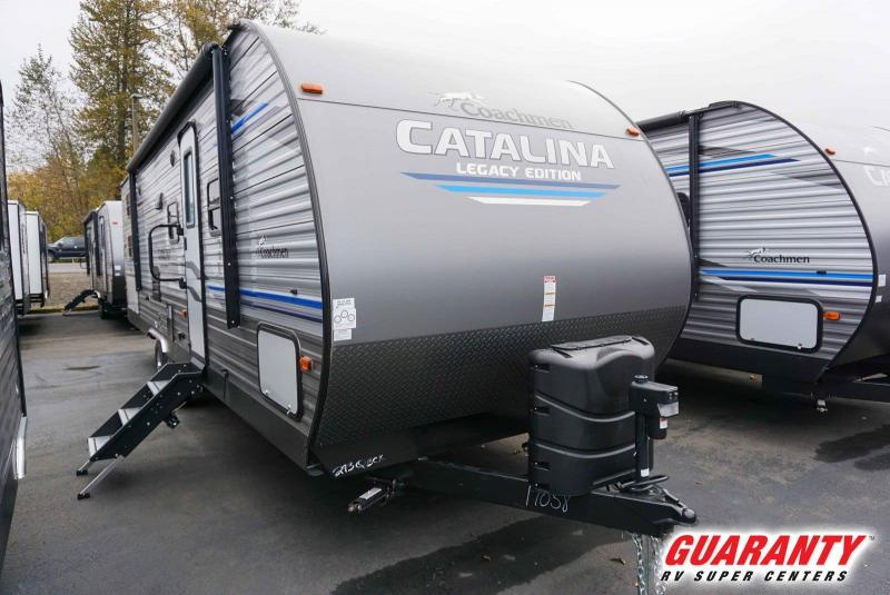 2020 Coachmen Catalina Legacy Edition 293QBCK - Guaranty RV Trailer and Van Center - T40586