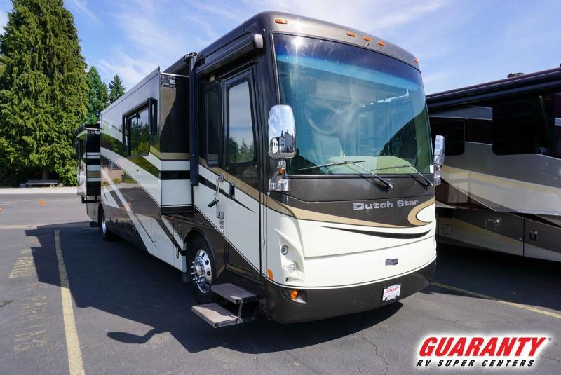 2008 Newmar Dutch Star 4023 - Guaranty RV Motorized - M39383A