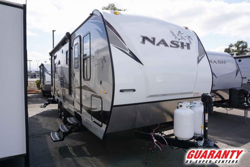 2020 Northwood Nash 26N - Guaranty RV Trailer and Van Center - T40670