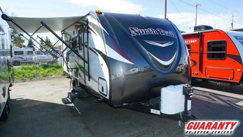 2016 Heartland North Trail 20FBS - Guaranty RV Trailer and Van Center - T40211A