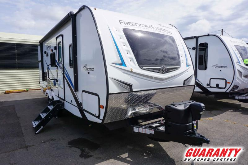 2020 Coachmen Freedom Express Ultra-Lite 231RBDS - Guaranty RV Trailer and Van Center - T41033