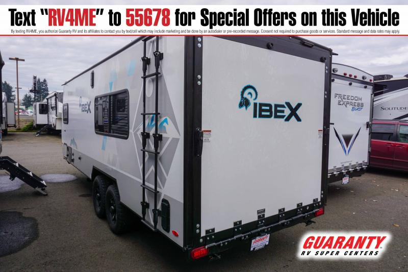 2021 Forest River Ibex 19QTH - Guaranty RV Trailer and Van Center - T42917