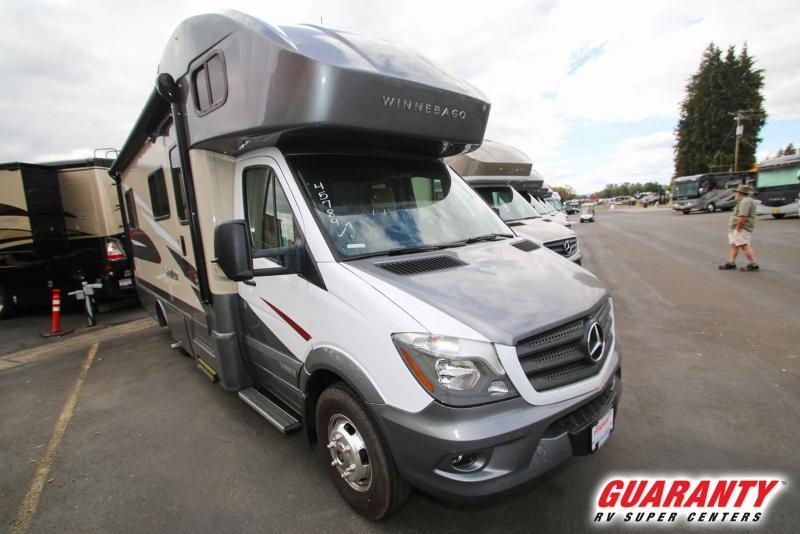 2019 Winnebago Navion 24V - Guaranty RV Motorized Showcase - M39879 | Oregon RVs for Sale | Guaranty RV Super Centers